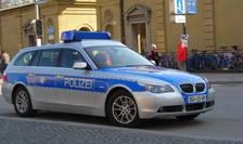 Mașină a Poliției Germane (Sursa foto: Wikipedia)