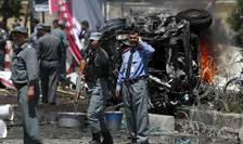 Atentat lângă aeroportul din Kabul (Foto: Reuters/Ahmad Masood)