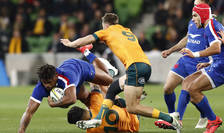 Australia 26 Franța 28