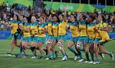 Echipa de rugby a Australiei
