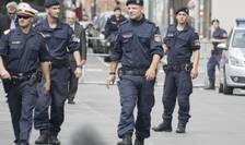 Politia austriacà evocà o amenintare teroristà mai mare ca de obicei