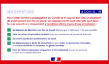 Franta a impus începând de azi si timp de cel putin 15 zile restrictii drastice de circulatie