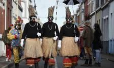 """Grupul """"negrilor"""" la Dunkerque"""