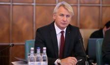 Eugen Teodorovici, mustrat de BCE (Sursa foto: gov.ro)