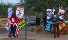 Demonstrație antisemită a unor neoprotestanți din Statele Unite