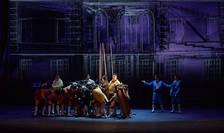 """""""Bărbierul din Sevilla"""" la Opera Națională București"""