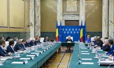 Coaliţia pregăteşte remanierea Guvernului (Sursa foto: gov.ro)