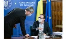 USR PLUS si-a retras sustinerea pentru premierul Florin Cîțu
