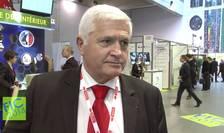 Bernard Barbier, fost patron al serviciilor de informatii externe din Franta, la un forum consacrat securitàtii informatice