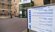 Serviciul de boli infectioase si tropicale al spitalului Bichat din Paris