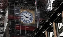 Big Ben în reparații
