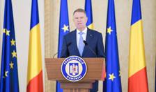 In desfasurare la Palatul Cotroceni sedinta sefului statului cu responsabilii in gestionarea pandemiei, de unde se asteapta noi restrictii.