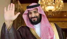 Prinţul saudit Mohammed bin Salman este unul dintre cei mai bogați oameni ai planetei