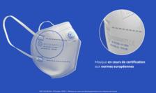 Noua mascà revolutionarà fabricatà de BioSereniy filtreazà si decontamineazà.