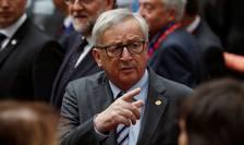 Preşedintele CE, Jean-Claude Juncker (Foto: Reuters/Phil Noble)