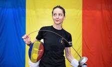 Ana Maria Popescu a fost declarată cea mai bună spadasină a lumii în anii 2008, 2009 şi 2013
