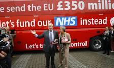 Boris Johnson și Gisela Stuart
