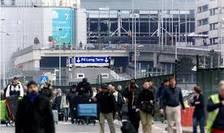 Doi dintre atentatorii din Bruxelles au fost identificaţi de politia belgiana