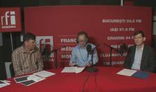 Stelian Arion, Constantin Rudniţchi și Aurel Catrinoiu