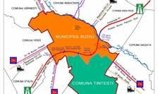 Oraşul Buzău, condus de primarul Constantin Toma (PSD), este prima localitate care încearcă unirea cu o comună alăturată, demers sprijinit de toţi primarii de municipii şi de Guvernul Cîţu.