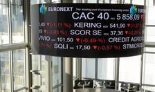 Mai toate firmele care compun indicele bursier CAC 40 au înregistrat rezultatele colosale în primul semestru 2021.