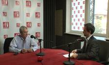 Călin Popescu Tăriceanu, în studioul RFI (arhivă)