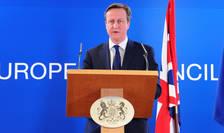 Premierul britanic, David Cameron