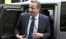 David Cameron a recunoscut că ar fi deţinut acţiuni la fondul de investiţii offshore al tatălui său