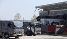 În camionul abandonat în Austria au fost găsite cadavrele a 71 de migranți