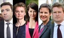Cinci canidați la șefia Partidului Laburist