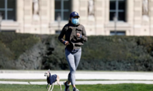 La Paris sesiunile de jogging sunt interzise între ora 10 şi ora 19.