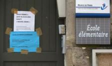 În Franţa redeschiderea şcolilor se va face progresiv începînd cu data de 11 mai pe bază de voluntariat.
