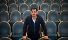Actorul şi regizorul Olivier Py, directorul Festivalului de la Avignon a cărei ediţie de anul acesta a fost anulată.