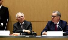 Preşedinţii celor două Adunări parlamentare, franceză şi germană, respectiv Richard Ferrand şi Wolfgang Schaüble