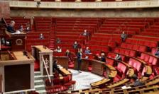 Adunarea Naţională Franceză, dezbatere privind starea de urgenţă sanitară, 22 martie 2020