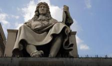 Jean-Baptiste Colbert, ministru al regelui Ludovic al XIV-a este contestat astăzi de mişcările anti-rasiste pentru că ar fi legiferat în privinţa comerţului cu sclavi.