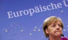 Angela Merkel la o întîlnire cu omologii ei europeni pe 28 mai 2019 la Bruxelles