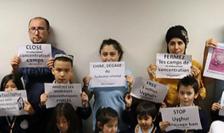 """Aproape 75 la sută dintre uigurii din diasporă afirmă că au cel puţin o rudă deţinută într-un lagăr de """"reeducare"""" din provincia Xinjiang din China."""