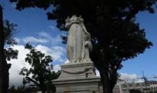 Martinica: statuia Joséphinei de Beauharnais, prima soție a lui Napoleon, vandalizată la Fort-de-France