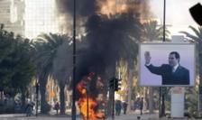 Revolte la Tunis împotriva preşedintelui Ben Ali