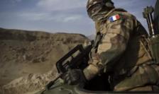 Militar francez în misiune în Afganistan.