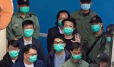 Hong Kong, pe banca acuzaţilor: avocaţi, deputaţi, universitari şi tineri militanţi.