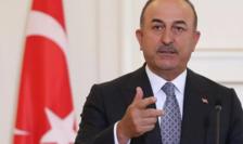 Ministrul de externe turc Mevlüt Cavusoglu