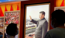 În China a fost inaugurat anul acesta un centru de cercetare a gîndirii lui Xi Jinping