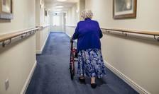 Casă pentru persoane în vârstă în Marea Britanie