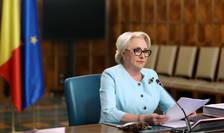 Viorica Dăncilă vrea să fie președintele României (Sursa foto: gov.ro)
