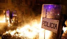 Independentisti manifesteazà la Barcelona pe 16 octombrie contra deciziei tribunalului de a-i condamna la pedepse grele cu închisoaera pe fostii lideri catalani