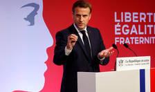 Discurs pronunţat de preşedintele Emmanuel Macron pe 2 octombrie 2020 împotriva separatismului