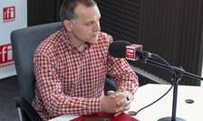 Marian Ivan, în studioul RFI