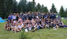 Cercetași polonezi și români